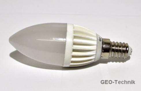 LED Kerzenlampe E14 3W (25W)