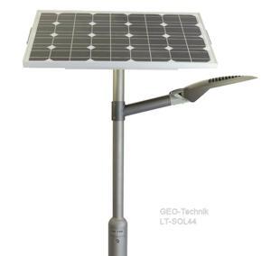Solar Parkplatz Beleuchtung für Nachtschicht