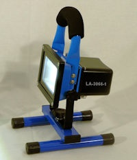 Mobile Batterie Arbeitsleuchte LED mit Tragegriff