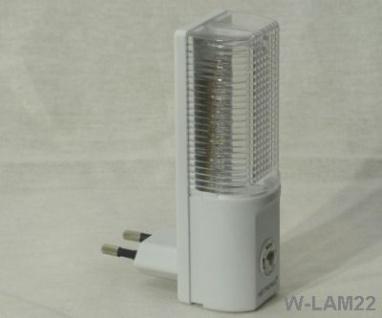 LED-Nachtlicht für Steckdose, automatisch