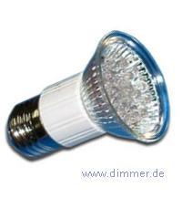 LED PAR16 E27 1, 6W Strahler Lampe
