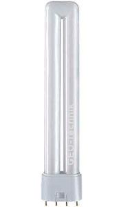 Kompaktleuchtstofflampe Dulux S/E 9W 827