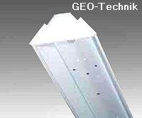 LED Lichtbandleuchte mit Reflektor 120cm