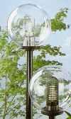 Mastleuchte LED Globe 40cm
