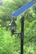 Solar Wegeleuchte Klassik LED Mastleuchte