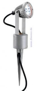 LED Gartenstrahler 4W mit Erdspieß