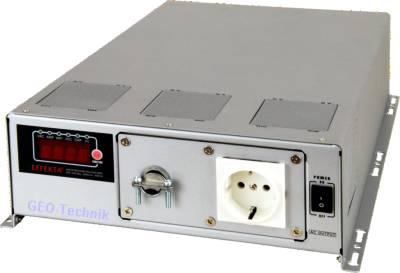 Sinus Spannungswandler 24V / 48V / 230V 3000W