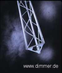 Deko-Traverse schwarz Minilite 3-Punkt 3m - Vorschau 1