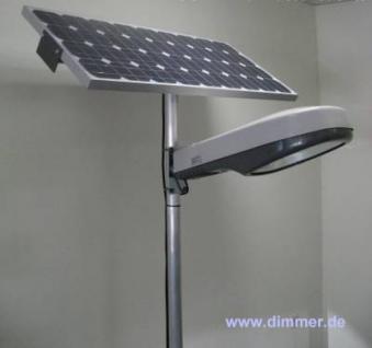 Solar Straßenleuchte Solar 051 / 120 Watt SOX - Vorschau 1