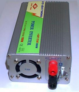 Spannungswandler 12V, 24V / 230V 1000W