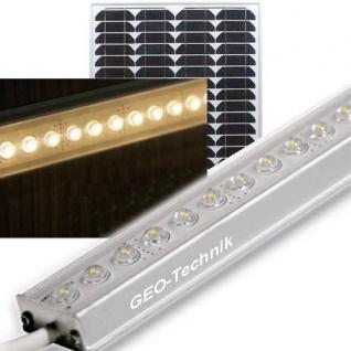 Solar Beleuchtung für Wohncontainer