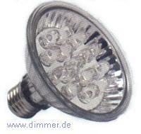 LED PAR30 6W Strahler E27