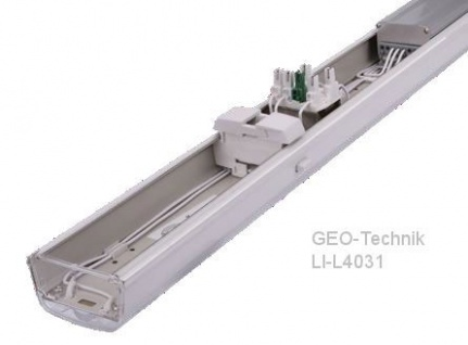 Lichtbandleuchte LED Lichtschiene System 150cm