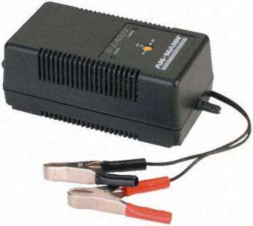 Automatik Bleiakku-Ladegerät 2V - 6V - 12V 0, 6A