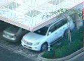 Solarbeleuchtung für Carport Parkplatz 16 Autos