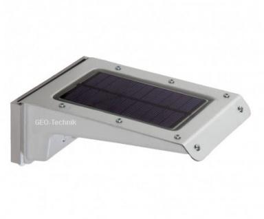 Solar LED Wandleuchte PIR Sensor 600 Lumen