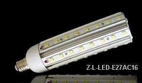 LED Retrofit Lampe / Straßenbeleuchtung 15W E27 Alu - Vorschau 2