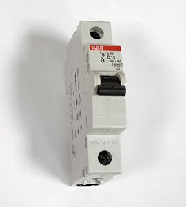 Sicherungsautomat C 13A, 1-polig