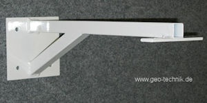Stabiler Wandausleger für Leuchten 90cm