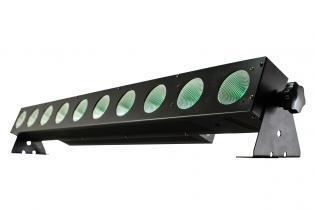 Bühnenfluter LED Farbwechsler Rampe RGB 60W
