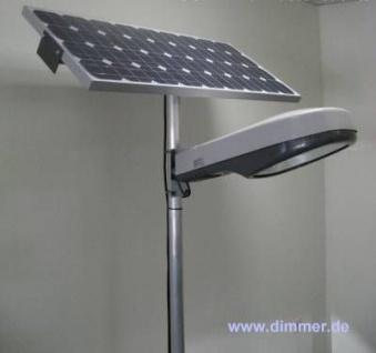 Solar Straßenleuchte Oasis 120 Watt SOX