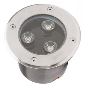 LED Bodeneinbaustrahler IP67 Außen 3W
