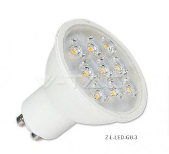 Power LED GU10 3W Strahler Lampe