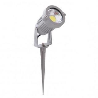 LED Gartenstrahler 5W mit Erdspieß