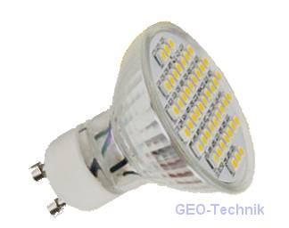 Power LED GU10 3W Lampe SMD - Vorschau 1