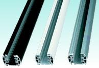 3-Phasen Stromschiene D 3m lang