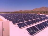 Solarstrom Generator für Wasserpumpen 80kW