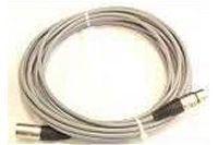 DMX-Kabel XLR 5-Pol, 0, 5m Standard