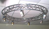 Alu-Traverse Shoplite 3-Punkt Kreis 2 m