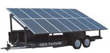 Mobiler Solar Strom Generator 230V 6KW