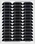 PV Solarmodul 12V 20W GEO-Technik