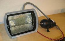 Beleuchtung für hohe Temperaturen hitzebeständig 70W 150W