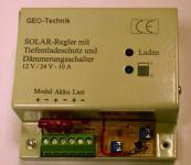 Solar Laderegler 10A IVT 12V