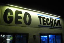 LED Werbetafel-Beleuchtung Lichtleiste 200cm