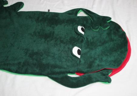 Frosch Kinder Schlafsack Laubfrosch Strampelsack - Vorschau 5