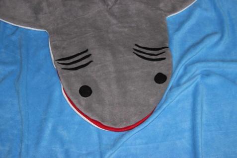 Kinder Schlafsack Hai Strampelsack - Vorschau 3