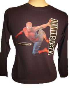 Spiderman Kinder Sweatshirt Pullover