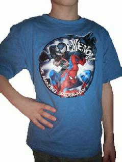 Spiderman Kinder T-Shirt VENOM