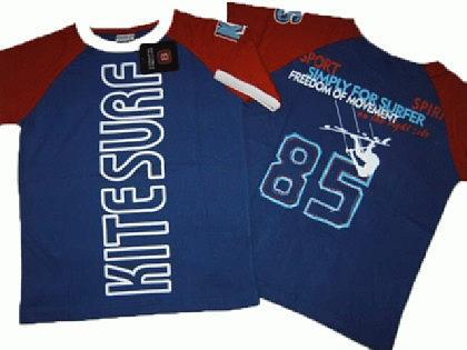 Kinder Surf T-Shirt B-ESSENTIAL - Vorschau 3
