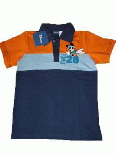 Micky Maus Kinder Poloshirt T-Shirt - Vorschau