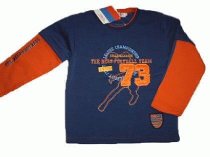 Football Kinder Pullover Sweatshirt - Vorschau 3