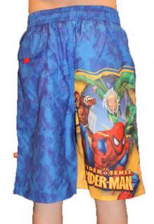 Spiderman Kinder Badeshort Badehose - Vorschau 2