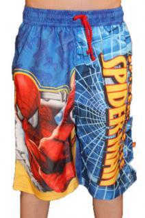 Spiderman Kinder Badeshort Badehose - Vorschau 1