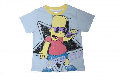 Simpsons Kinder T-Shirt Bart - Vorschau 1