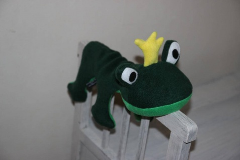 Kirschkernkissen Wärmekissen Körnerkissen Frosch Kissen