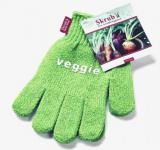 Gemüsehandschuh-Schrubberhandschuh
